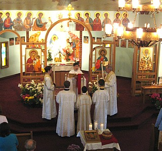 Worship is central at St Nicholas